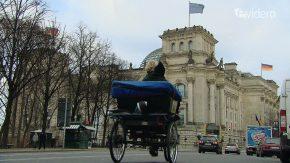 Rikschatour durch Berlin