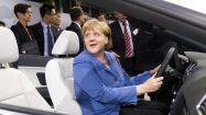 Merkel und Wen Jiabao besuchen VW-Werk