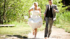Fit und schön für die Hochzeit