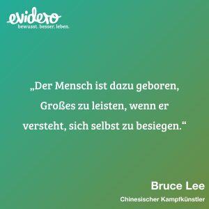 Bruce Lee Zitat